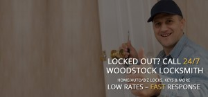 Locksmith Woodstock